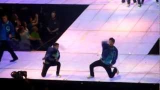 Glee Live 2011 Harry and Darren ����� ���� �������