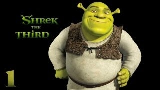 Shrek 3 (The Third | ���� ������) ����������� - ����� 1 ��������� 3 �������� ������ ��������� ���� 1 �������� ������ ��������� � ������� ��������
